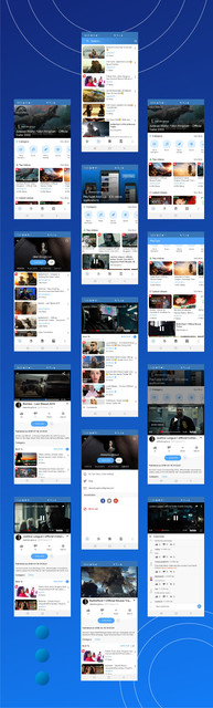 PlayTube - Mobile Video & Movie Sharing Android Native Application (Import / Upload) - 5