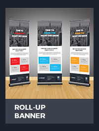 Roll Up Banner - 8