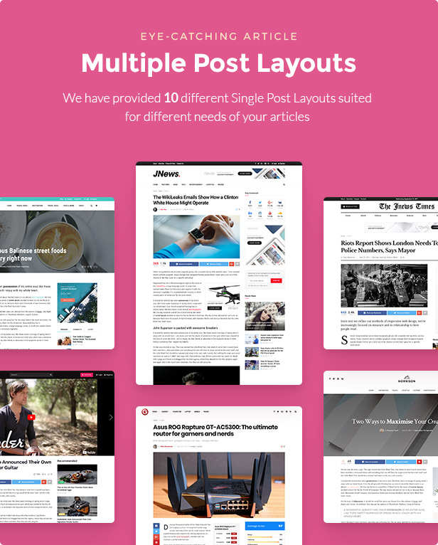 JNews - WordPress Newspaper Magazine Blog AMP Theme - 30