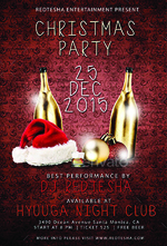 Christmas Night Party Flyer - 4
