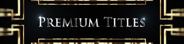 Premium Titles