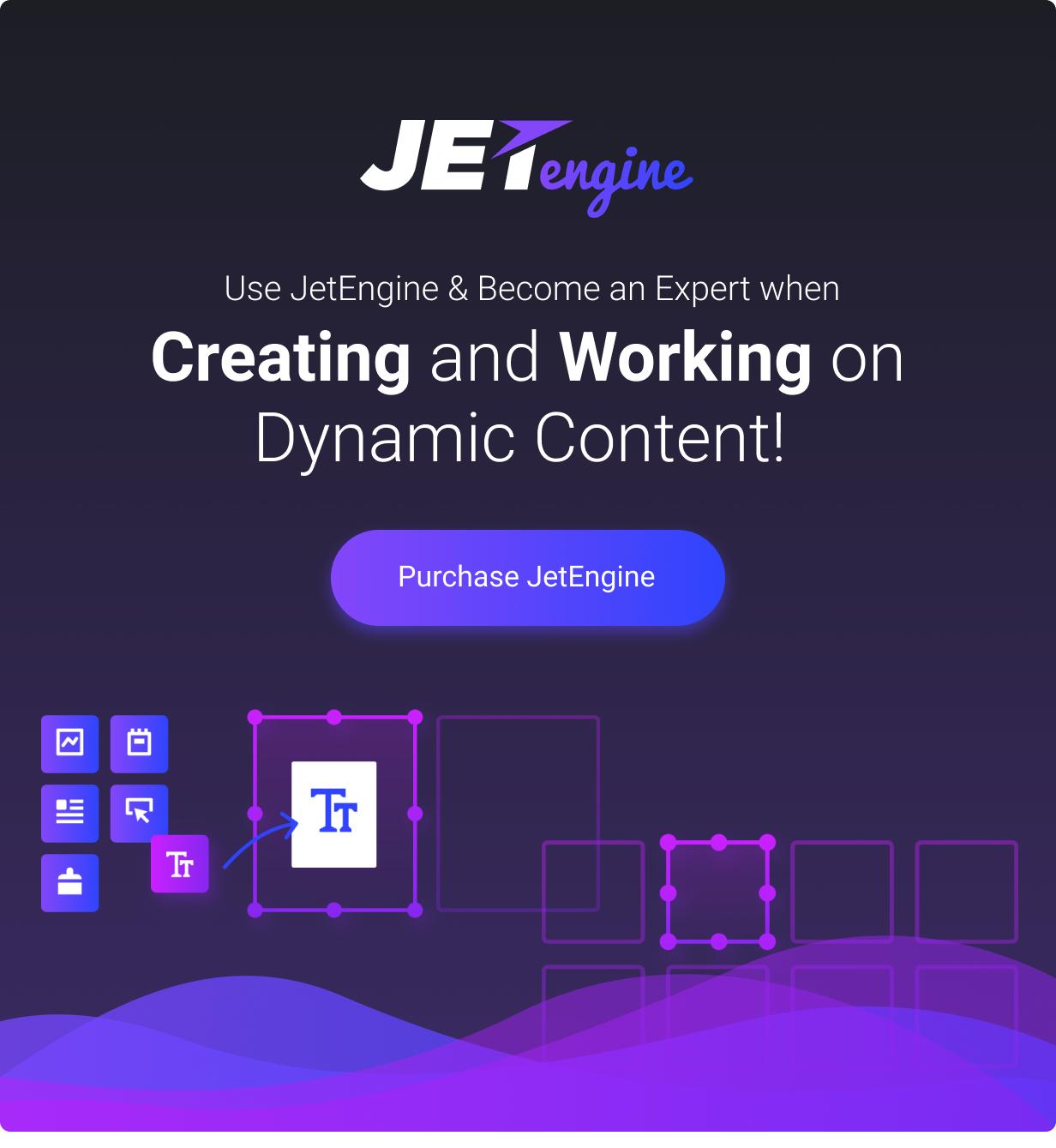 JetEngine  -  Elementorによる動的コンテンツの追加と編集 -  14