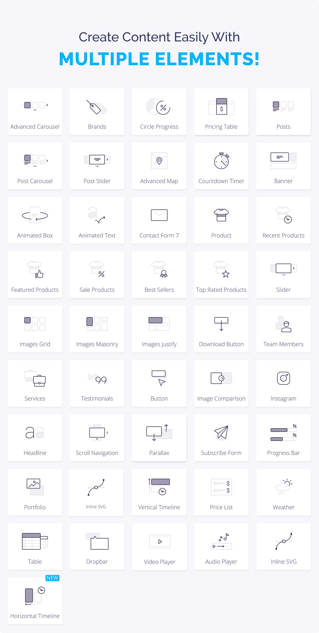JetElements -  Widgets Addon for Elementor Page Builder - 4