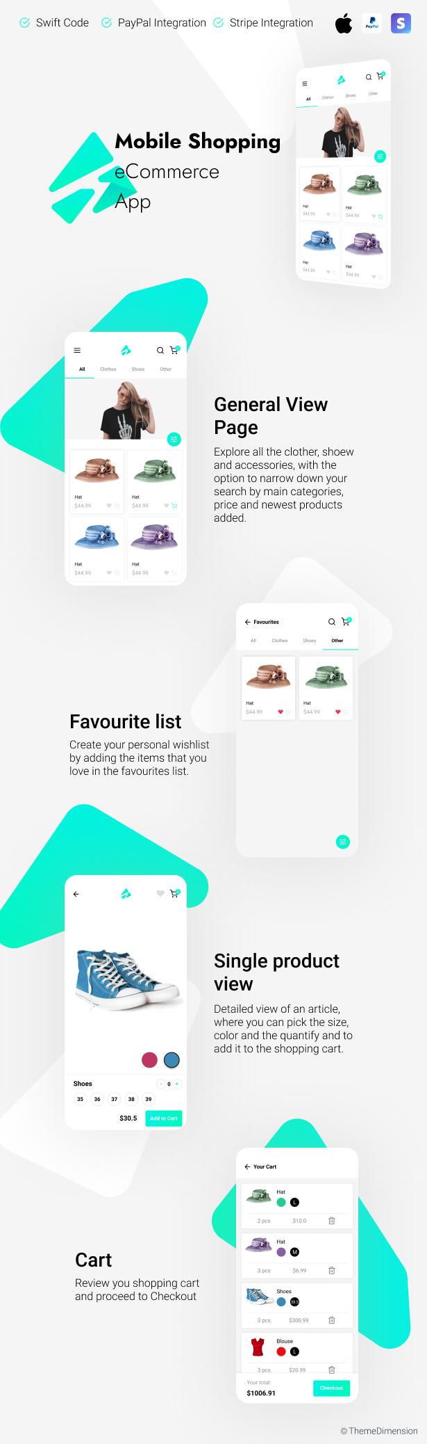 Mobile Native Shopping - 1