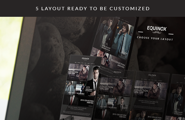 Equinox Responsive Email Template