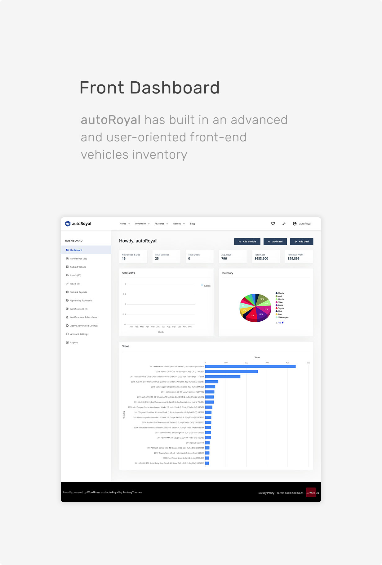 autoRoyal - Automotive WordPress Theme - 4