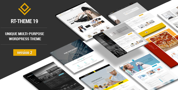 RT-Theme 19 | Responsive Multi-Purpose WordPress Theme - Business Corporate