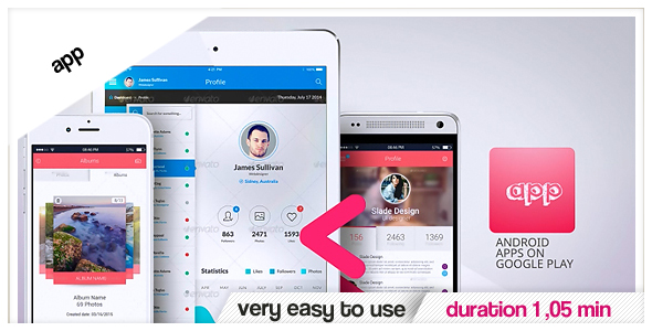Android  App/Web  Product  Promotion - 7