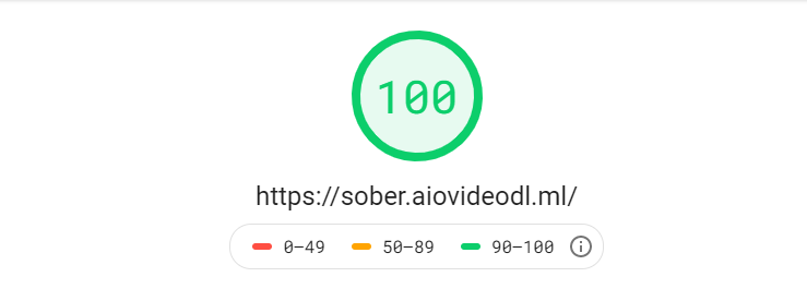 Sober All in One Video Downloader Theme - 1