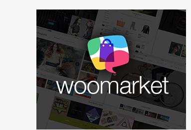 Wordpress WooMarket