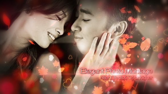 Elegant Photo Montage - 3