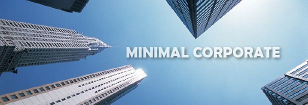 Bestseller: Minimal Corporate