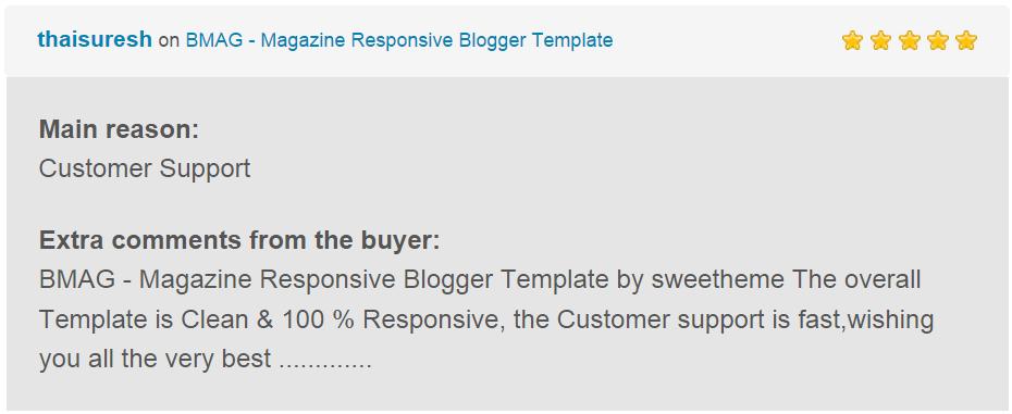 BMAG - Magazine Responsive Blogger Template - 21