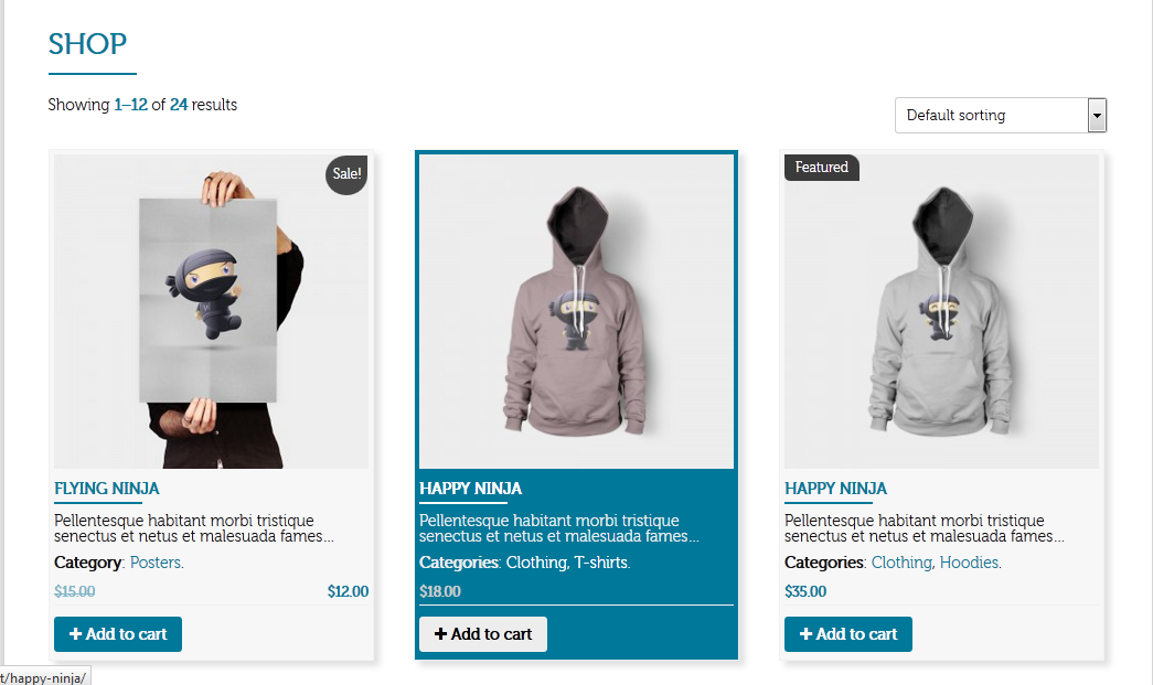 WooCommerce Manage Pages Layout With Unlimited Owl Slider - 3