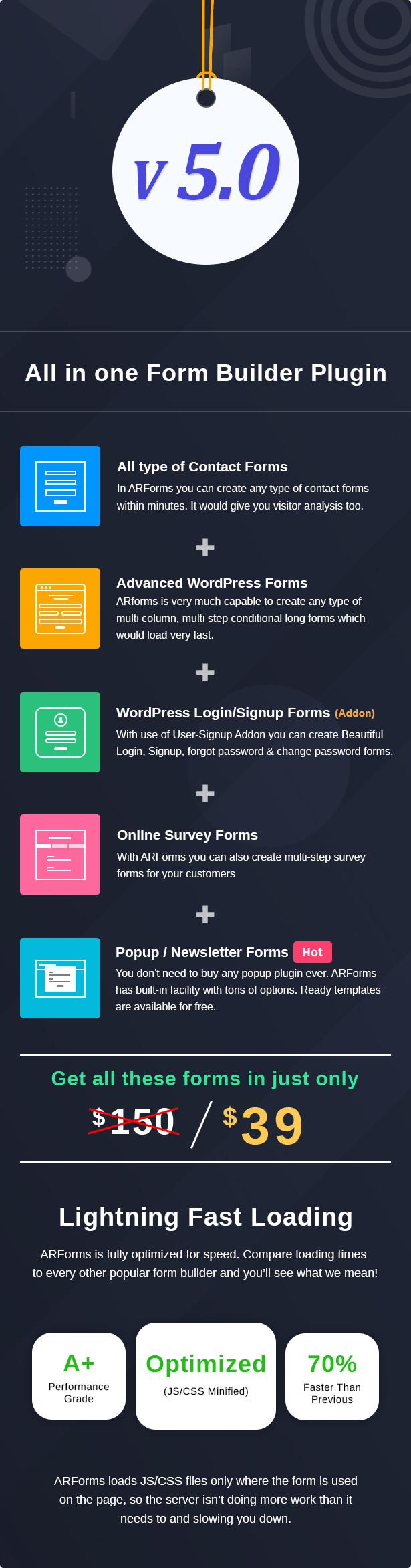ARForms: Wordpress Form Builder Plugin - 7