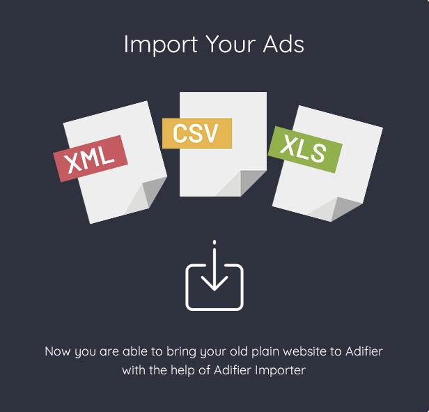 Adifier - Classified Ads WordPress Theme - 18