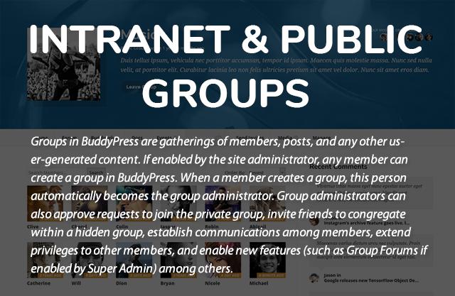 CommunityJunction - BuddyPress Membership Theme - 11