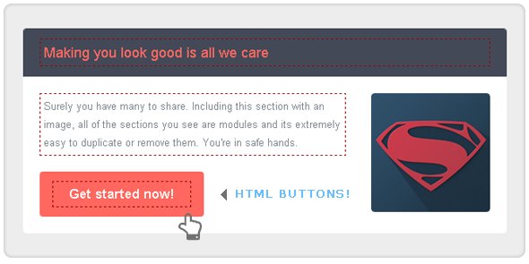Responsiveur Responsive Email Newsletter Templates - 9