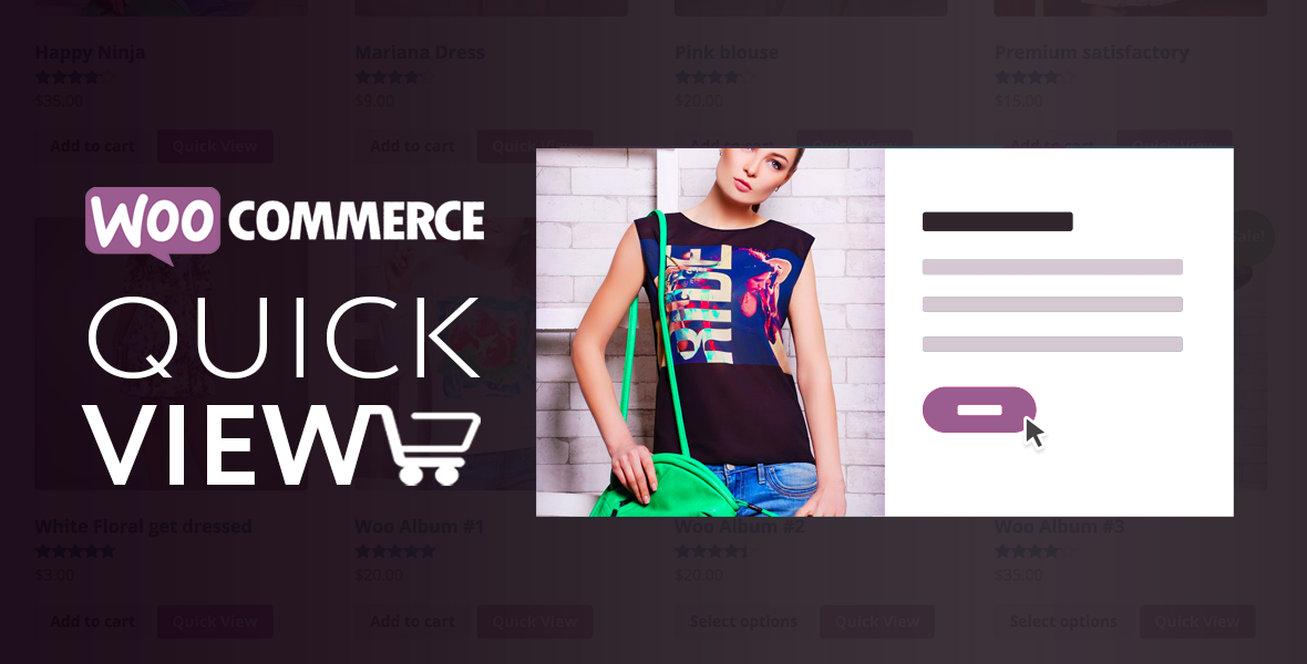 Woo Quick View - Interactive Product Quick View for WooCommerce