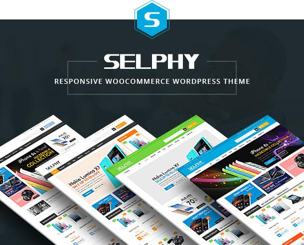 VG Selphy - Responsive WooCommerce WordPress Theme - 5