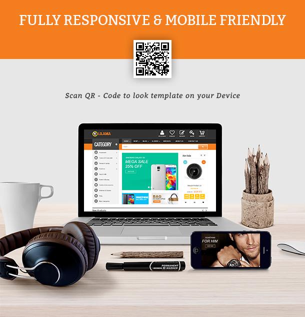 VG Lilama - Mega Shop Responsive WooCommerce Theme - 21