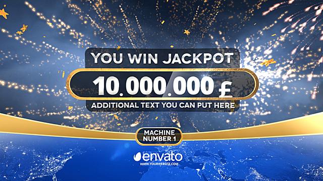 Casino/Jackpot/Lottery Winner  - 10