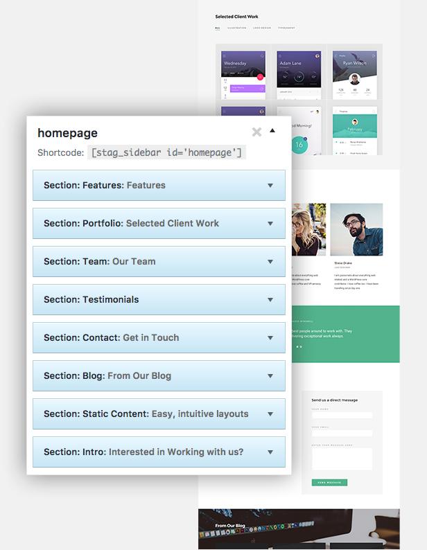 Meth - A Minimal One Page Portfolio Theme - 1