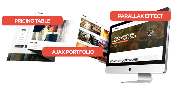Xovlox - One Page Parallax Portfolio Theme - 2