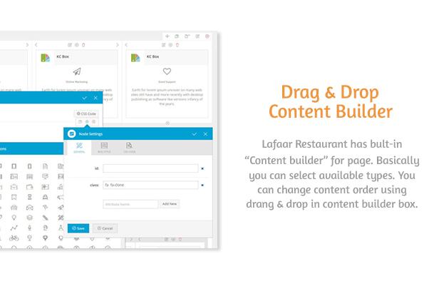 Lafaar - Restaurant & Food Menus WooCommerce Theme - 3