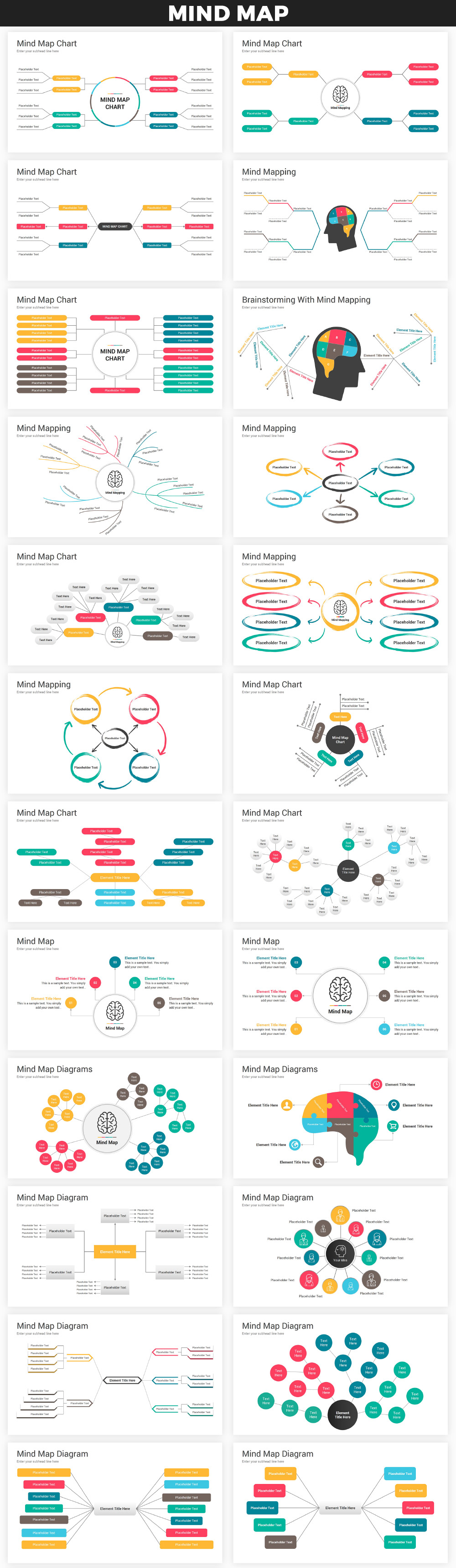 Infographics PowerPoint Bundle - 23