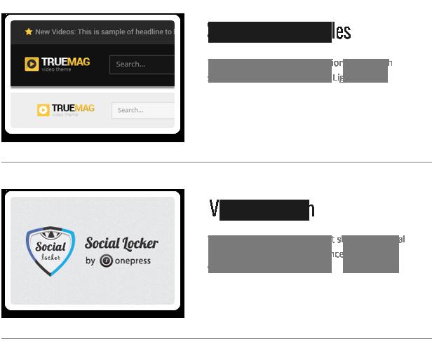 True Mag - WordPress Theme for Video and Magazine - 34