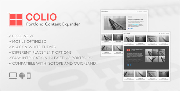 The Team - One Page Flat UI Pro Marketing Template - 3