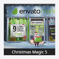 Santa - Christmas Magic - 2