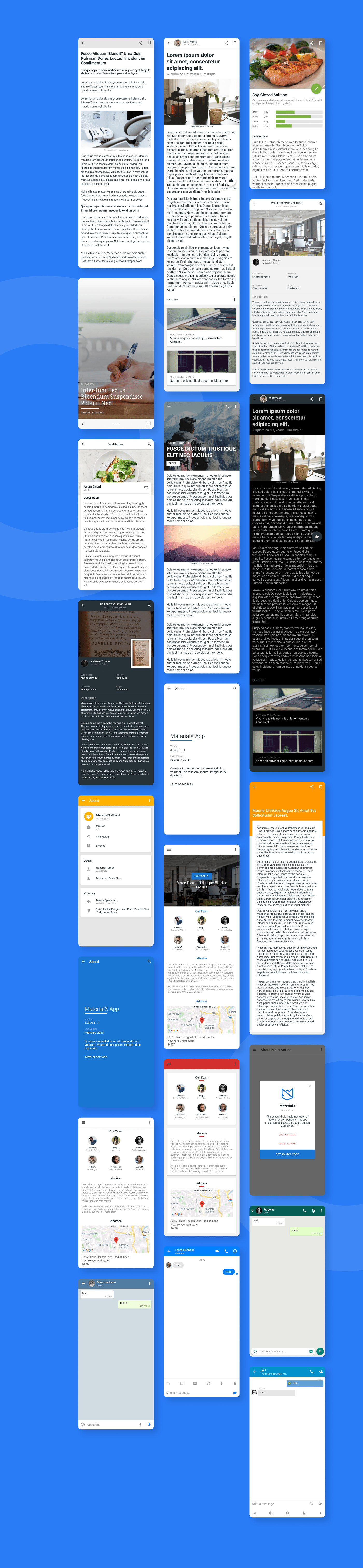MaterialX - Android Material Design UI Components 2.7 - 34