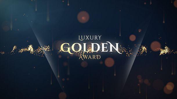 Luxury Golden Award Screens