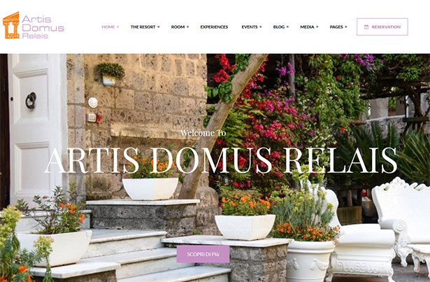 Paradise - Hotel & Resort Responsive WordPress Theme - 4