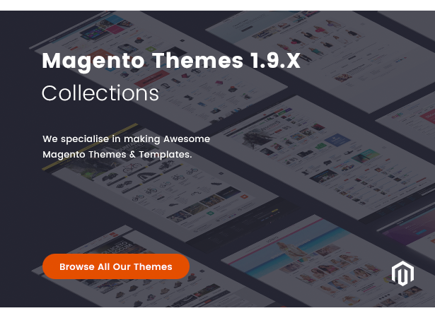 Magento 1.9.X Themes