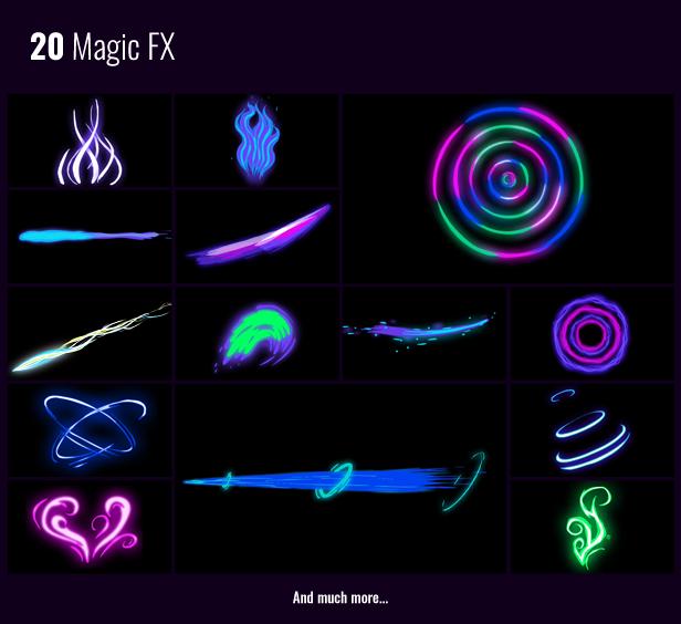FX Master - Cartoon Action Elements - 12
