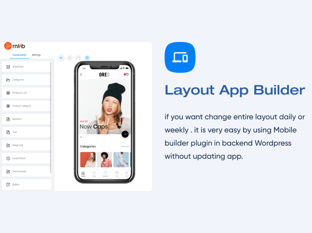 Plugin Mobile Builder