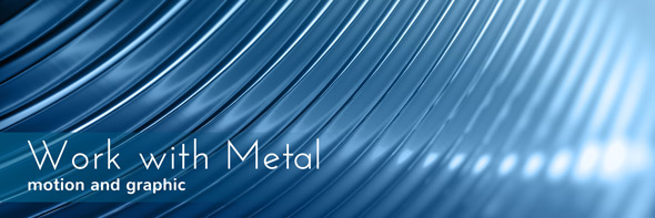 Glowing Brushed Metal - 6