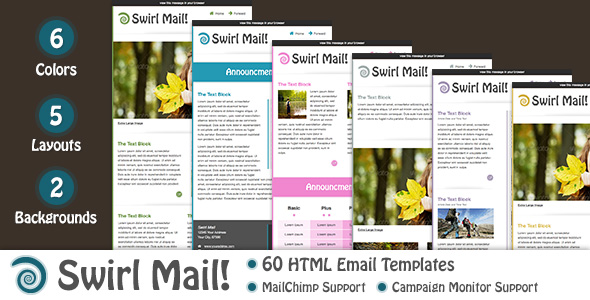 Swirl Mail
