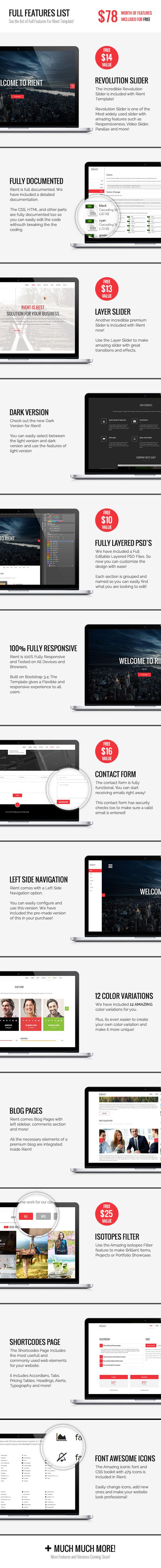 Rient | Multi-Purpose Parallax Landing Page - 4