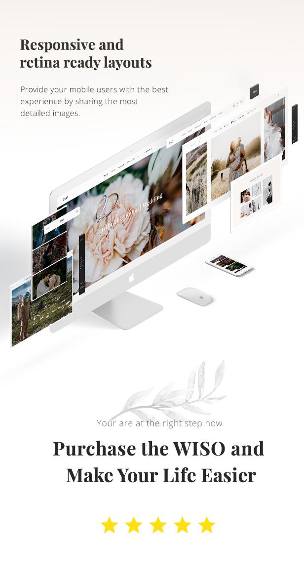 Photography WISO - Photography WordPress photography - 12