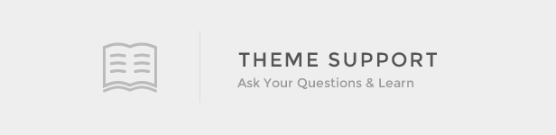 Premium Support for construction theme