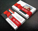 Sticker Business Card - 87