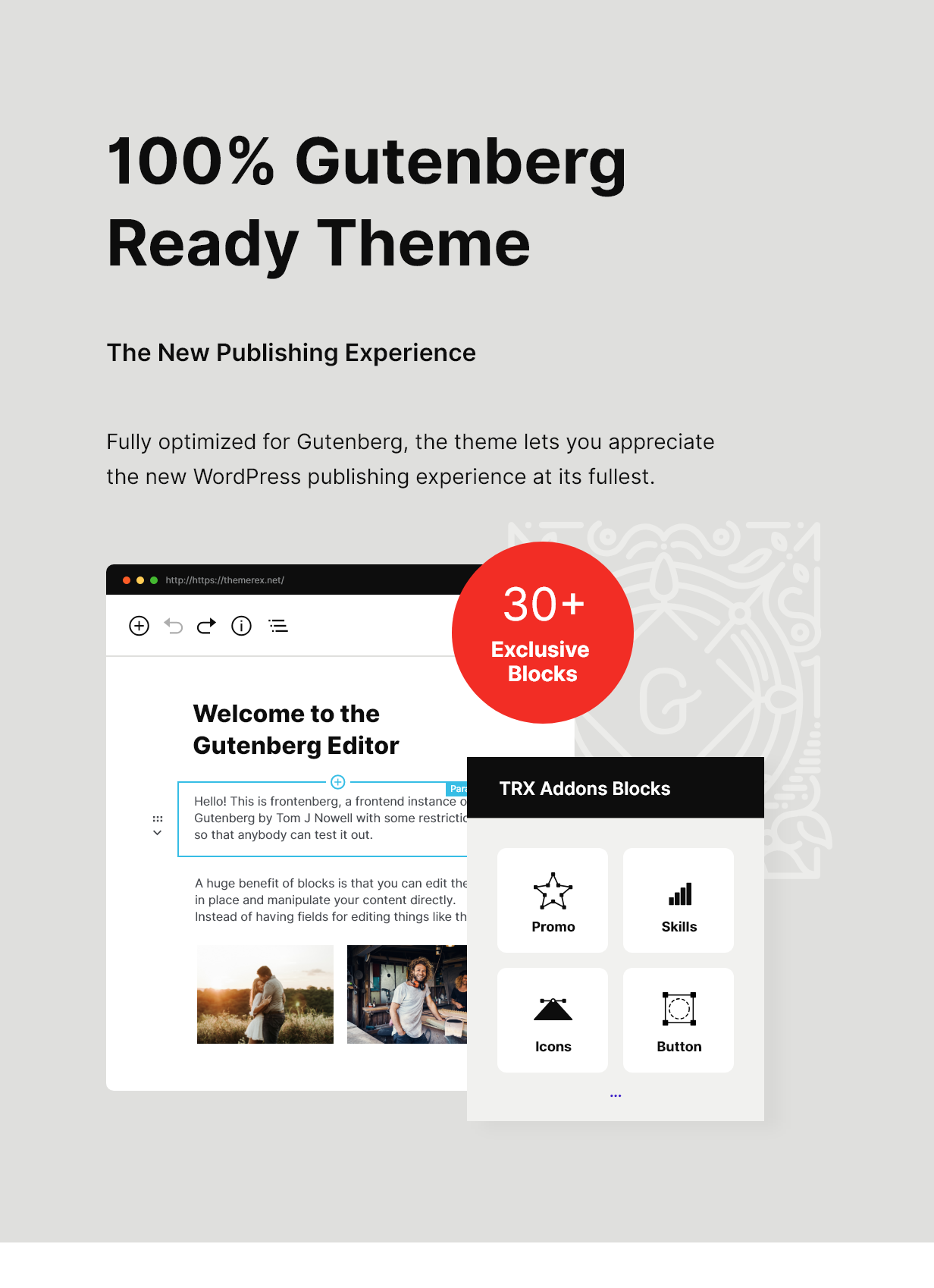 Katelyn | Gutenberg Blog WordPress Theme - 4