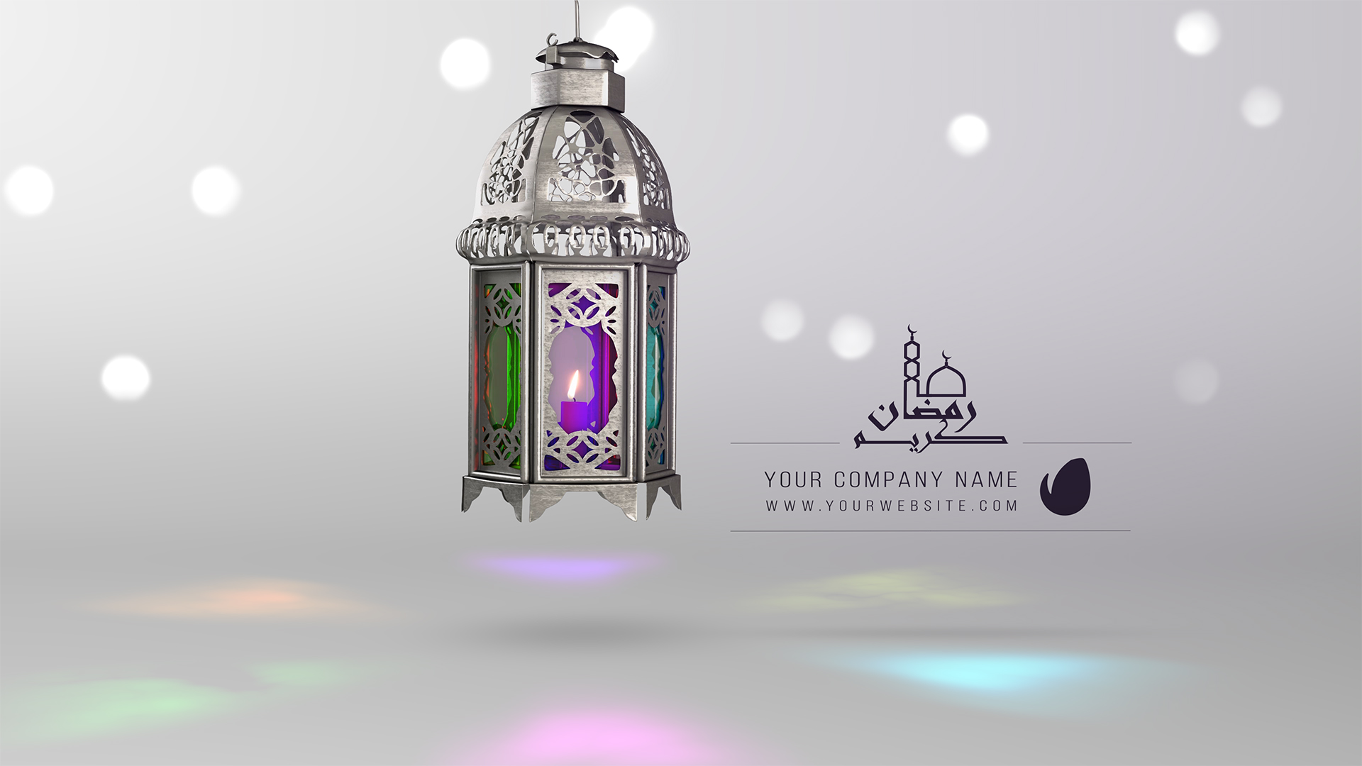 4K Lantern - Ramadan Free After Effects Template - Free After ...