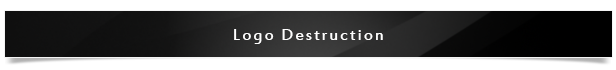 Logo Destruction Project Name
