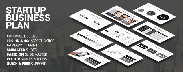Investor - Business PowerPoint Presentation Template - 22