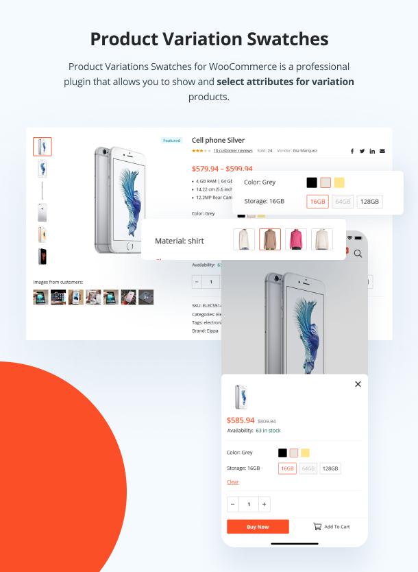 Besa - Elementor Marketplace WooCommerce Theme - 19